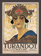 Giacomo Puccini: Turandot