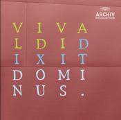Antonio Vivaldi: Dixit Dominus, RV 807