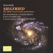 Richard Wagner: Siegfried, The 100th Covent Garden performance