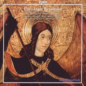 Christoph Bernhard: Geistliche Harmonien
