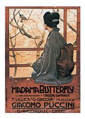 Giacomo Puccini (1858–1924): Madama Butterfly