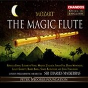 Wolfgang Amadeus Mozart:  The Magic Flute