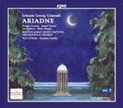 Johann Georg Conradi: Die schöne und getreue Ariadne
