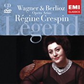 Régine Crespin: Wagner and Berlioz Opera Arias