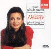 Natalie Dessay: Mozart Concert Arias