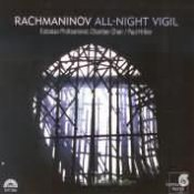 RACHMANINOV: All Night Vigil, op. 37