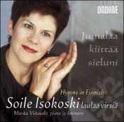 Jumalaa kiittää sieluni—Hymns in Finnish