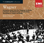 The Karajan Collection—Wagner Orchestral Music
