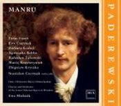 Ignacy Jan Paderewski: Manru