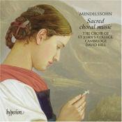 Mendelssohn.  Sacred Choral Music