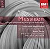 Olivier Messiaen: Turangalila-Symphonie; Quatuor pour la fin du temps; Le Merle noir