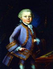 Mozart at age 5