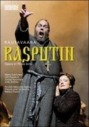 Einojuhani Rautavaara (b. 1928): Rasputin, Opera in Three Acts