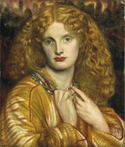 Helen of Troy by Dante Gabriel Rossetti (1863)