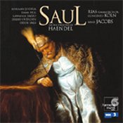George Frideric Handel: Saul, Oratorio in three acts (HWV 53)