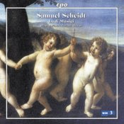Samuel Scheidt: Ludi musici I, II, III & IV