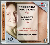 Frederica von Stade sings Mozart and Rossini arias