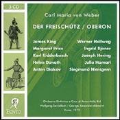 Carl Maria von Weber: Der Freischütz; Oberon