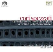 Cori Spezzati: Venetian Polychoral Music