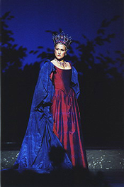 Diana Damrau as Queen of the Night