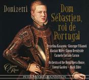 Gaetano Donizetti: Dom Sébastien, roi de Portugal