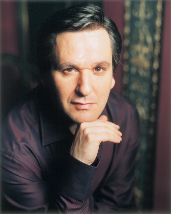 Antonio Pappano [Photo by Sheila Rock courtesy of IMG Artists]