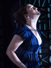 Emma Bell as Vitellia