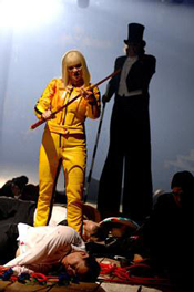 La Fanciulla del West at Staatsoper Stuttgart
