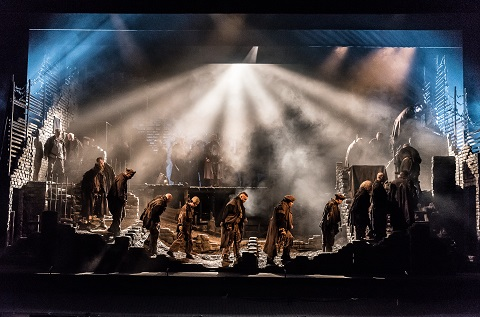 <em>Russian Revolution</em> series, Welsh National Opera at the Birmingham Hippodrome