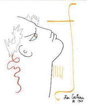 Orphée a la lute, Jean Cocteau, 1960