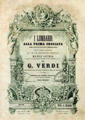 I Lombardi (Ricordi)