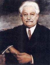 Leoš Janáček by Gustav Böhm, 1926
