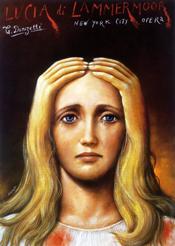 Gaetano Donizetti:Lucia di Lammermoor (Rafal Olbinski)