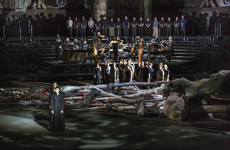 Scene from Marian Vespers [Photo courtesy of Dutch National Opera]