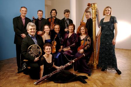 The Nash Ensemble [Photo © Hanya Chlala/ArenaPAL]