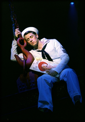 Ryan Molloy as Gabey (ENO -- On The Town)