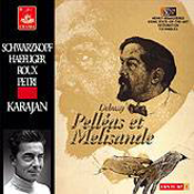 Claude Debussy: Pelléas et Melissande