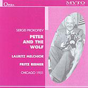 Sergei Prokofiev: Peter and the Wolf
