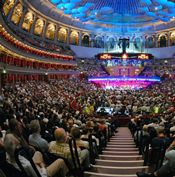 The Royal Albert Hall, Home of the Proms!, Image © BBC