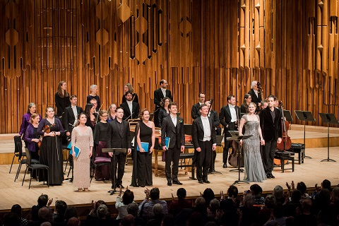 Handel's <em>Rinaldo</em>: The English Concert, directed by Harry Bicket at the Barbican