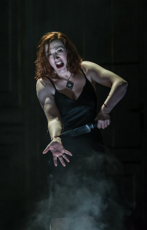 Sarah Connolly as Medea [Photo by Clive Barda]