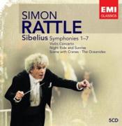 Jean Sibelius: Symphonies 1-7.