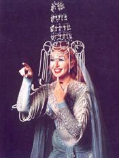 Beverly Sills as Queen Shemakha