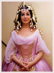 Beverly Sills as Cleopatra