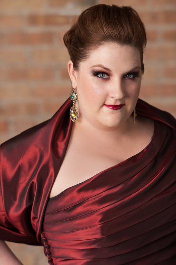 Tamara Wilson [Photo by Aaron Gang courtesy of Columbia Artists Management Inc.]