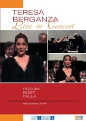 Teresa Berganza Live in Concert
