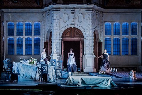 Opera Today A Stellar Ariadne Auf Naxos At Investec Opera Holland Park