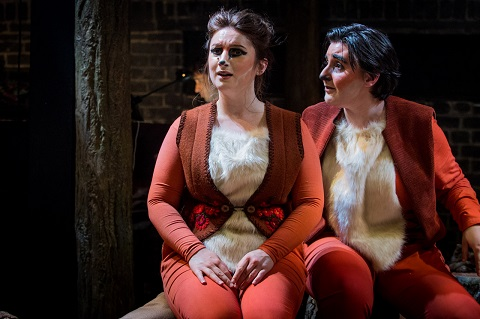 <em>The Cunning Little Vixen</em>, Grimeborn at the Arcola Theatre
