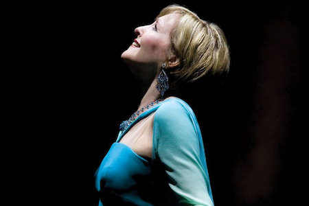Frederica von Stade [Photo by Eric Melear]