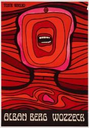 Wozzeck by Jan Lenica, 1928- 2001